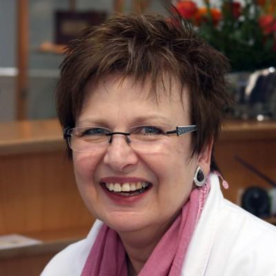 Portrait Helga Lenk